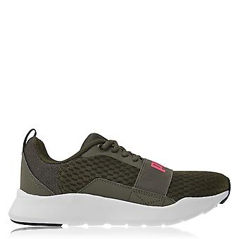 Puma Wired Ladies Trainers
