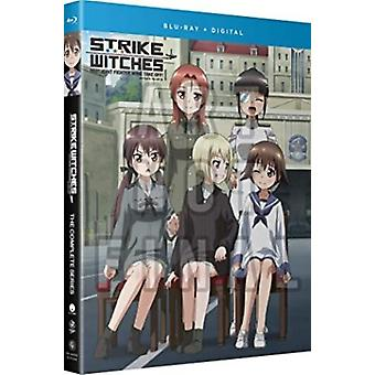 Strike Witches: 501st Joint Fighter Wing Take Off [Blu-ray] USA import