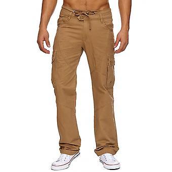 Mens lang Last bukser Last arbeider bukser sommer Bermuda bukser bukser poser menn