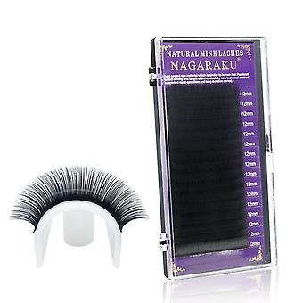 Individual Fake Eyelash Extension Lashes For Professionals