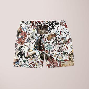 Alpine ontzag mode shorts
