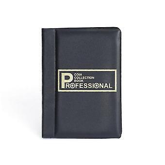 コインアルバム - ポータブルウォレット、マネーストレージブックケースホルダー
