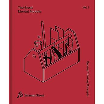 De Grote Mentale Modellen Volume 1: General Thinking Concepts (The Great Mental Models)