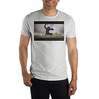 2001 A space odyssey men's t-shirt