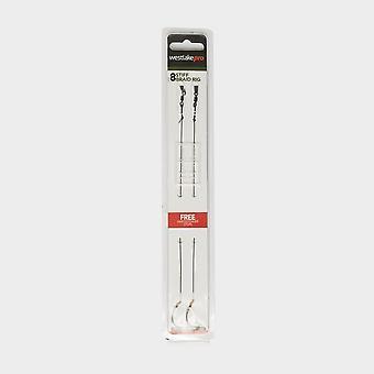 New Westlake Stiff Braid Rig 8 To 15Lb Mb Silver