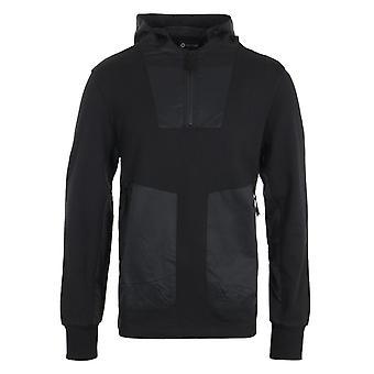 MA.Strum Heavyweight Hooded Sweatshirt - Jet Black