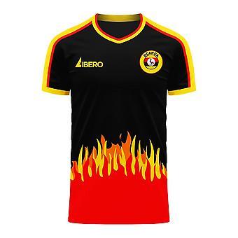 Uganda 2020-2021 Home Concept Jalkapallosarja (Libero)