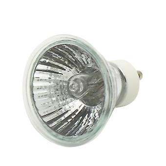 Halogen Gu10 Bulb With 220v 35w And 50w Mr16 Clear Glass With Cover