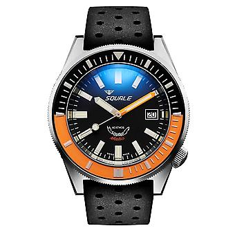 Squale MATICXSC.NT 600 Meter Swiss Automatic Dive Wristwatch Rubber