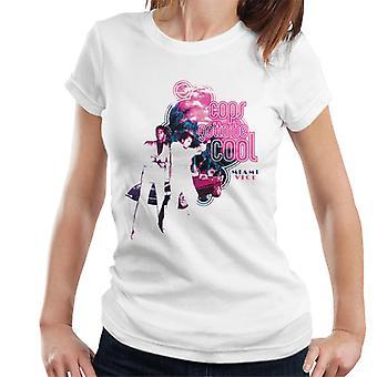 Miami Vice Cops Gotta Be Cool Women's T-Shirt