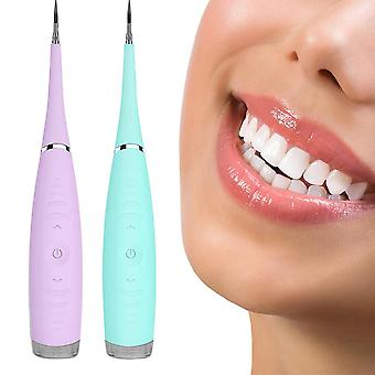 Ultrasonic Dental Scaler Calculus Plaque Remover Tooth Stains Tartar