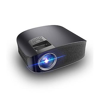 AAO YG600 TFT LCDプロジェクター 150 ANSI ルーメン1280 *768 ピクセル 3001:1-4000:1 コントラスト LED ポータブル ホーム