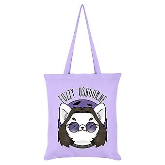 VI Pets Fuzzy Osbourne Tote Bag