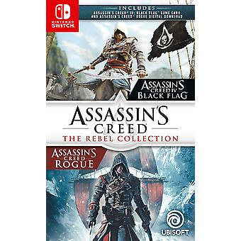 Assassin's Creed The Rebel Collection Nintendo Switch Game
