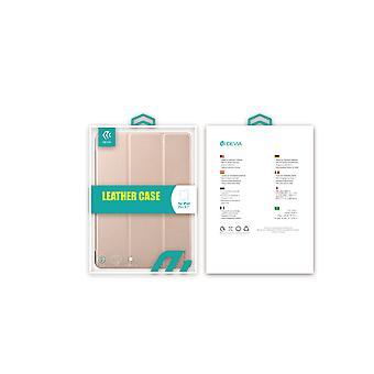 Case iPad Mini (2019) Svart - Light Grace Leather - Med antichockfunktion