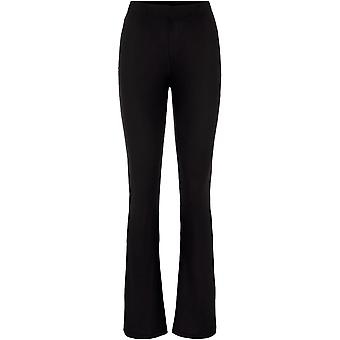 Pieces Womens Toppy Fl Skinny Pants Bootcut Trousers Bottoms