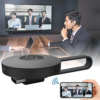 Wireless Wifi Display Dongle Tv Stick Video Adapter Airplay Dlna Screen