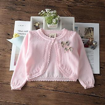 Little Cardigan Sweater Jacket, Summer Baby Toddler Jackets, Infant, Baby