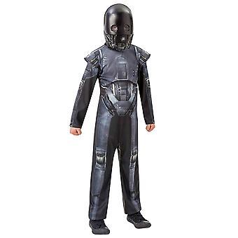 Déguisement K-2SO Star Wars Rogue One enfant