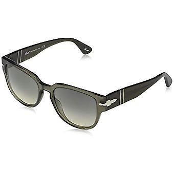 Persol 0PO3231S Brille, Grau/Grau rasiert, 54 Herren