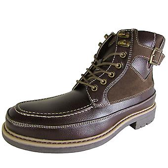 Madden Mens M-Naill Lace Up Ankle Boot Shoes