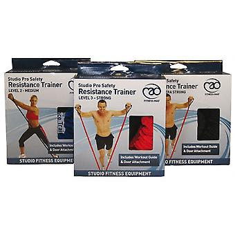 Fitness Mad Safety Resistance Trener Silny