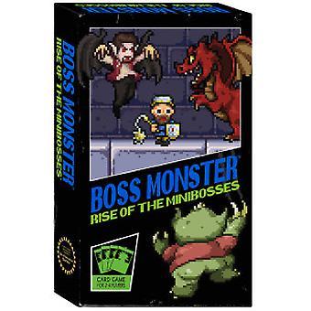 Boss Monster Rise of the Minibosses Card Game