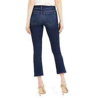 Jen7 von 7 For All Mankind Frauen Straight Ankle Jeans
