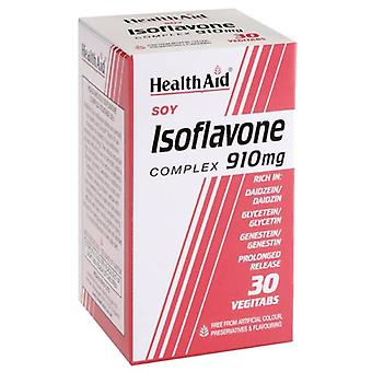 HealthAid Soja Isoflavon Komplex 910mg Tabletten 30 (803200)