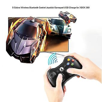 5 farver trådløs Bluetooth-kontrol Joystick Gamepad Usb-opladning til Xbox 360