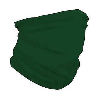 (Donkergroen) Multi-use gezichtsmasker hals tube warmer sjaal biker cosplay snood bivakmuts bandana