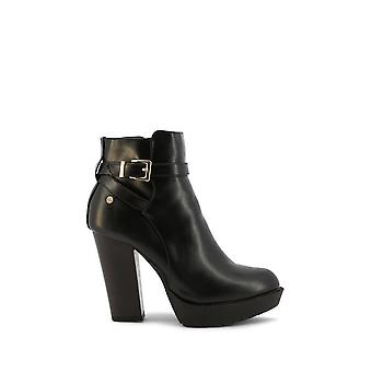 Roccobarocco - Shoes - Ankle boots - RBSC1JU02-NERO - Women - Schwartz - EU 39
