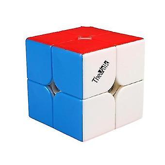 Magnetic magic puzzle cube