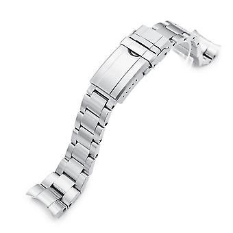 Watch Bracelet 20mm Super 3D Oyster 316L Stainless Steel Watch Bracelet for Tudor BB58, Brushed