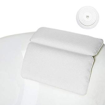 頭と首のためのバスタブの枕の浴室の枕