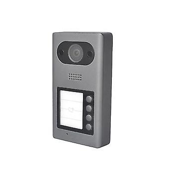 Citofono video multi-lingua Ip Metal Villa Outer Doorbell