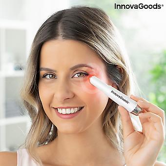 Masseur oculaire anti-âge avec photothérapie, thermothérapie et vibration Therey InnovaGoods