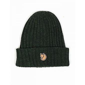 Fjallraven Byron Beanie Hat - Dark Olive