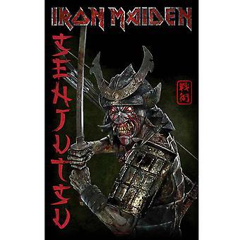 Iron Maiden Textile Poster Senjutsu Album Cover new Official 70cm x 106cm