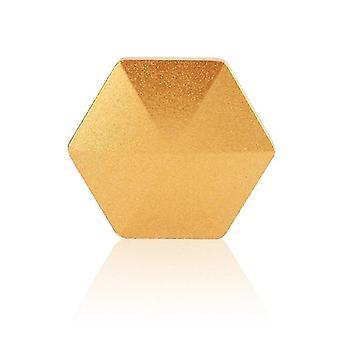 6 Sided hexagon anti stress flipo flip desk rotating pocket toys fidget spinner(6-sided-alloy-b)