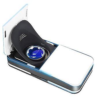 Składane okulary vr przenośne okulary 3d cyfrowy kask smartphone vr