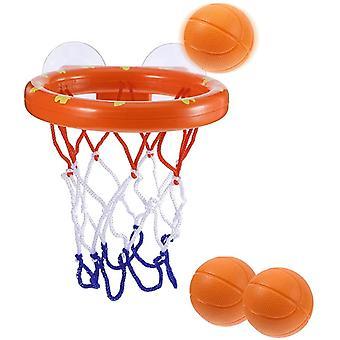 ベビーバス玩具、おもちゃ、バスケットボールバスケット - バスタブおもちゃ