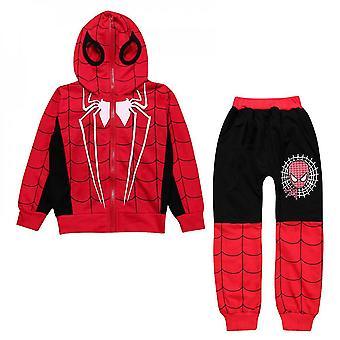 Joc printre noi pentru copii Hoodie Costum de pantaloni impostor tinuta de iarna