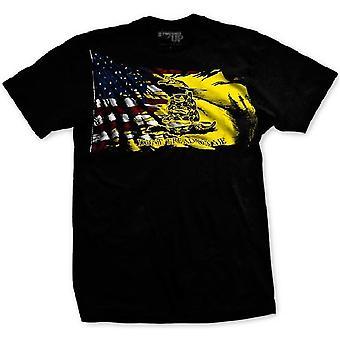 Ranger Up Gadsden Transformation T-Shirt - Black