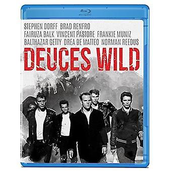 Deuces Wild [Blu-ray] USA import