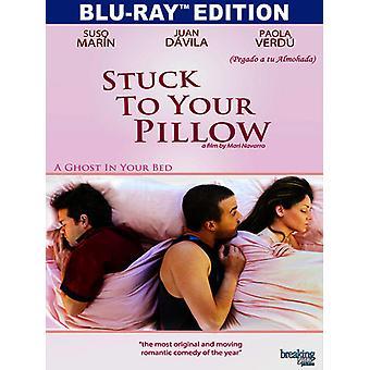 Collé à votre oreiller [Blu-ray] USA import