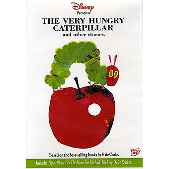 Very Hungry Caterpillar & Other Stories [DVD] USA import