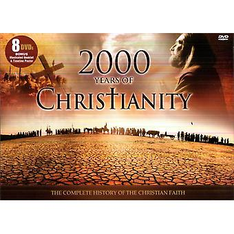 2000 Years of Christianity [DVD] USA import