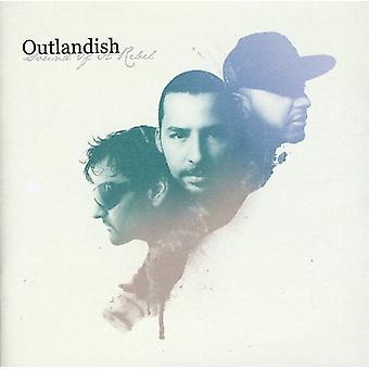 Outlandish - Sound of a Rebel [CD] USA import