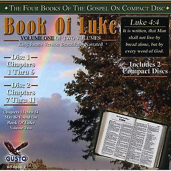 Book of Luke - Chapters 1-11 [CD] USA import